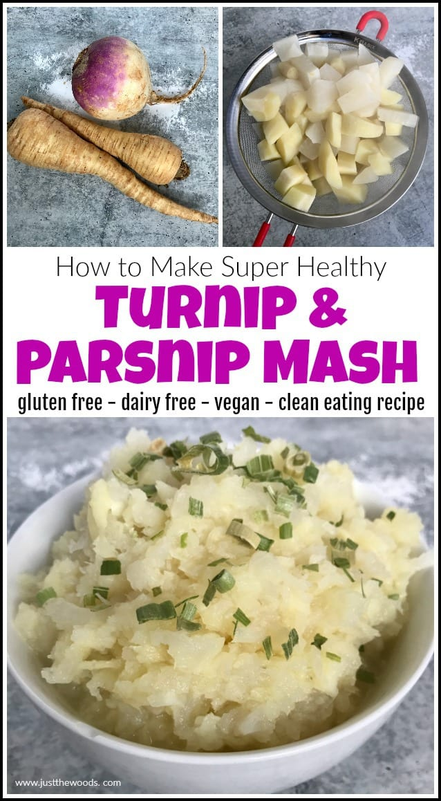 mashed turnips and parsnip mash recipe