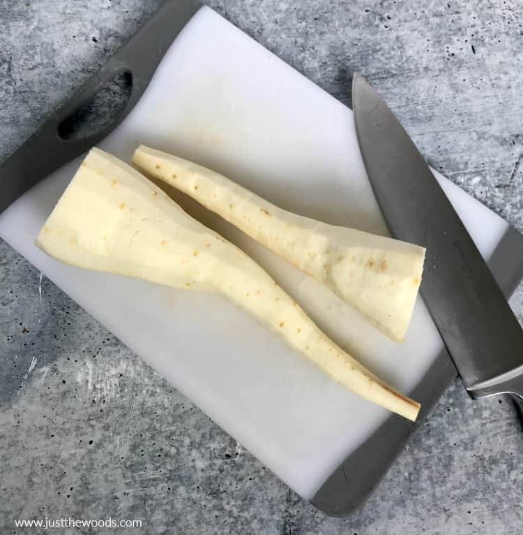 how to eat parsnips, parsnip recipe