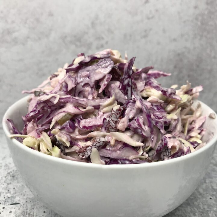 How to Make the Best Super Simple Homemade Coleslaw Recipe