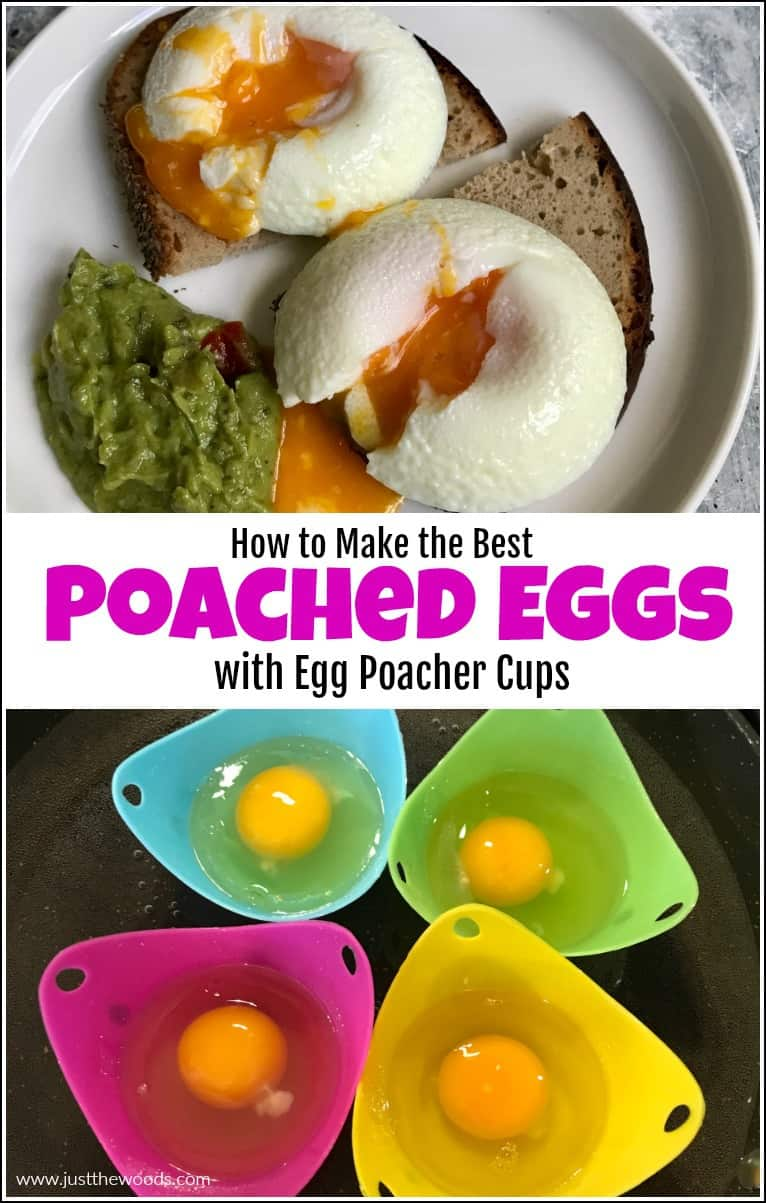 poached egg recipe pin