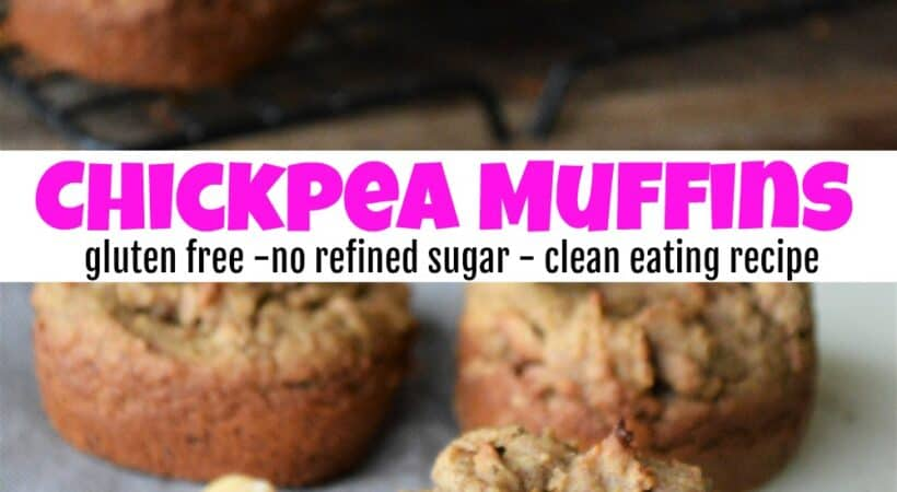 How to Make Delicious Gluten Free Chickpea Muffins