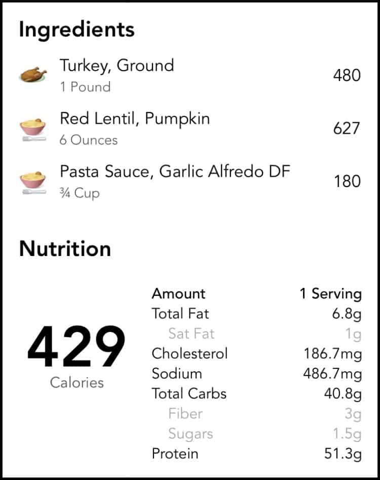 healthy hamburger helper nutritional value, calories in hamburger helper, macro friendly meal