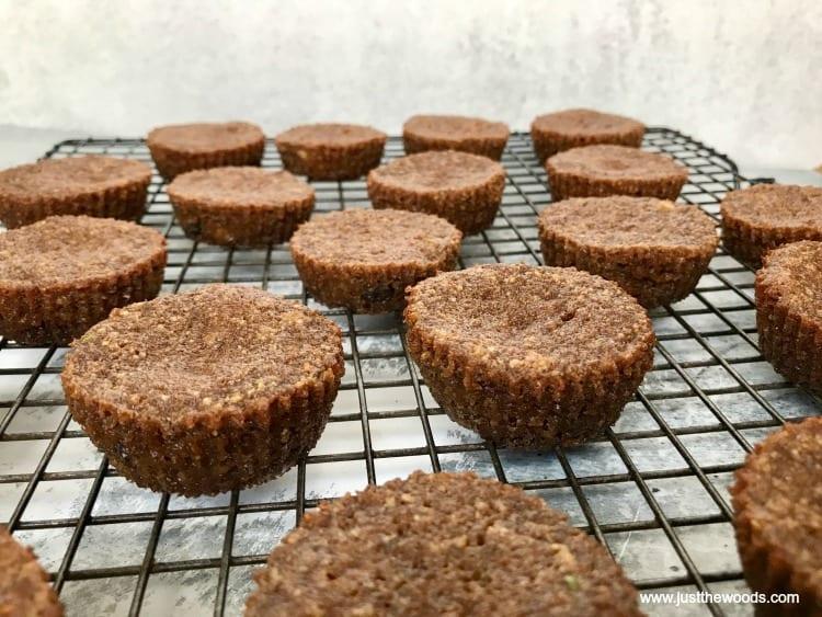 zucchini bread muffin recipe healthy