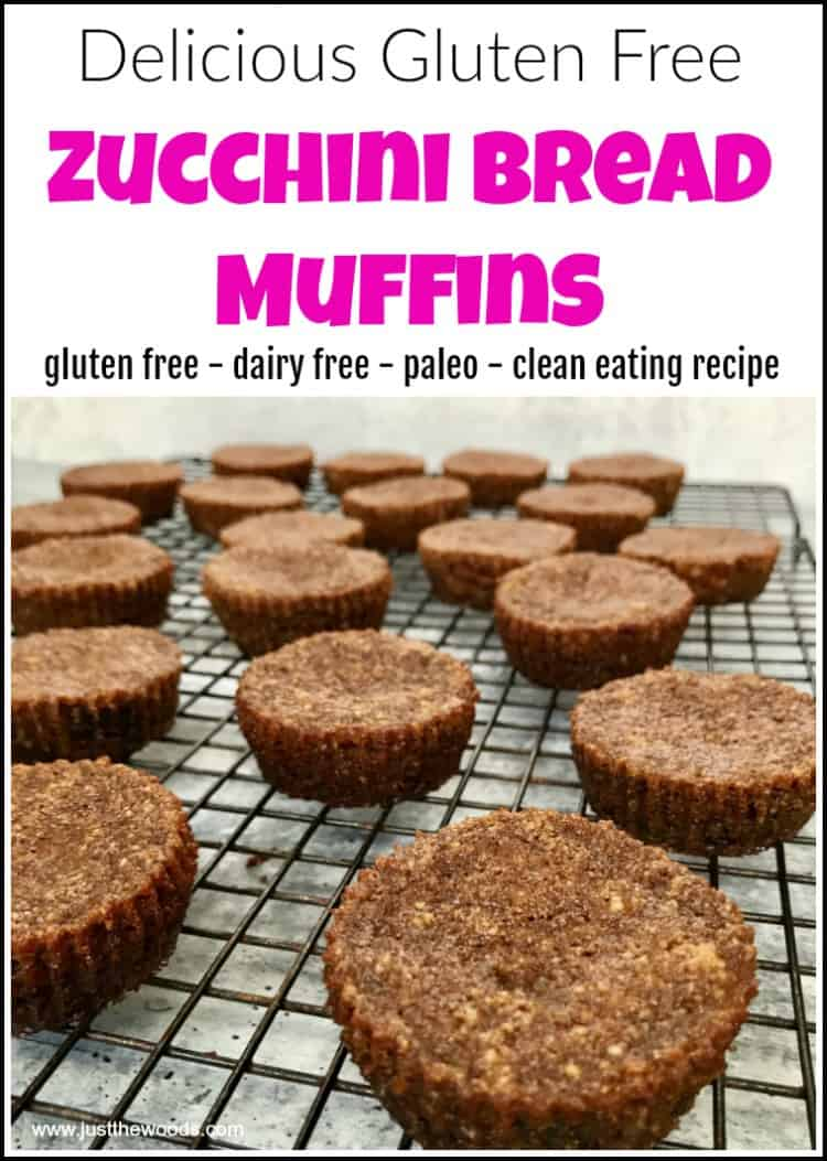 zucchini bread muffin recipe