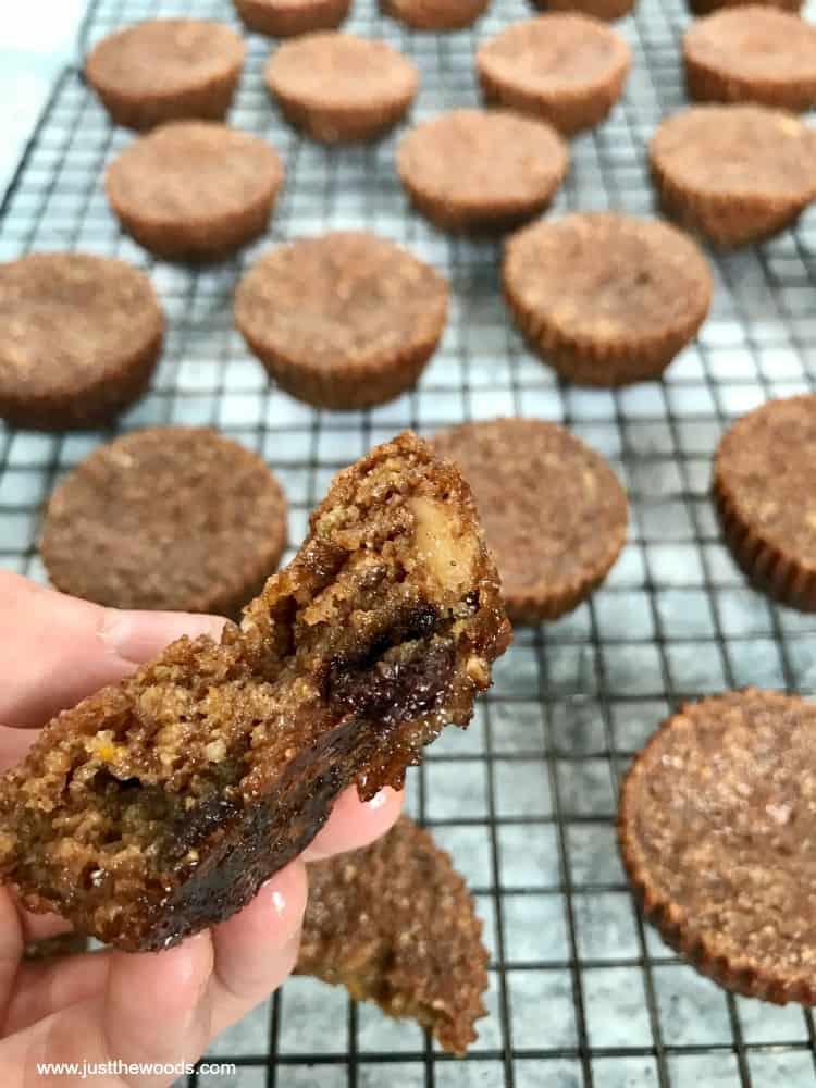 moist zucchini bread muffins