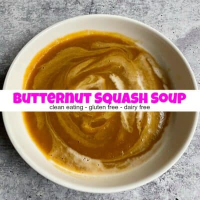 How to Make Easy Butternut Squash Soup in the Ninja Foodi