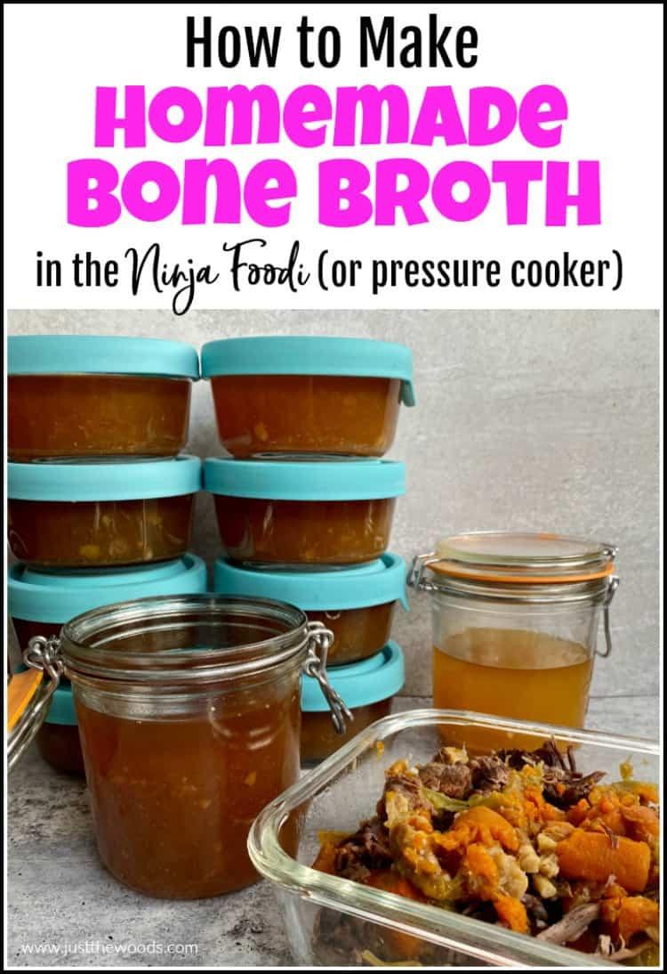 homemade bone broth recipe