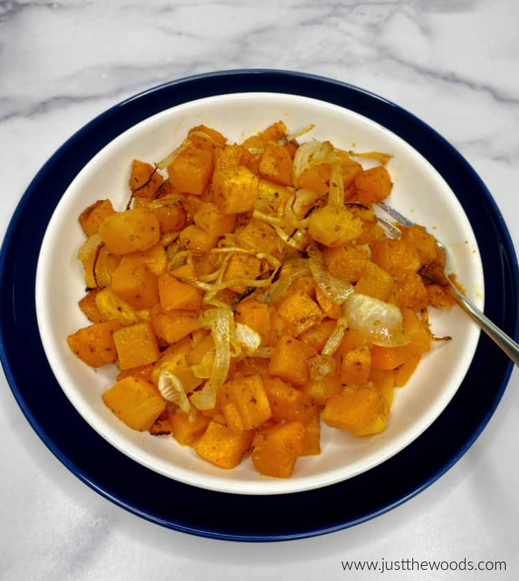 savory oven roasted butternut squash recipe